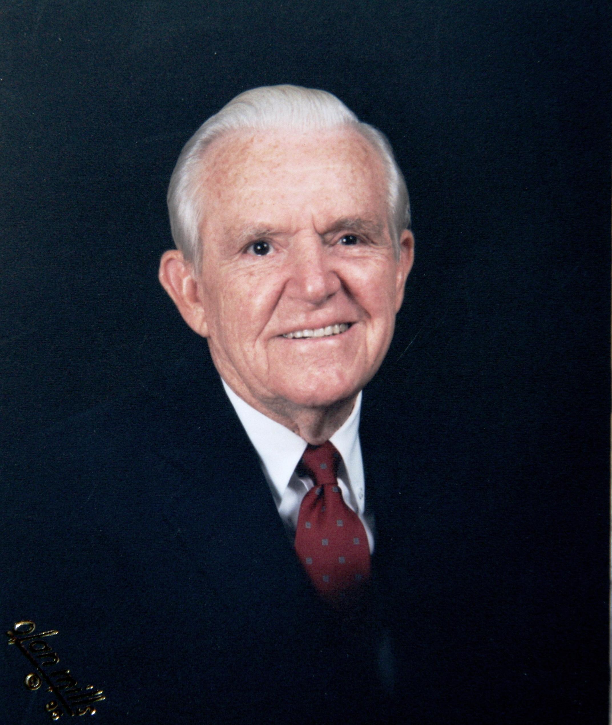 "Drakon B. ""Hayes"" Odom - 1921-2007"
